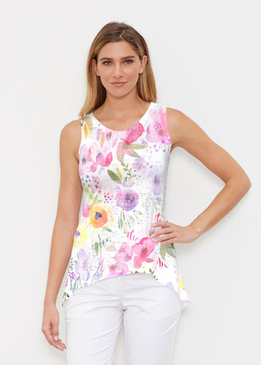 Spring Crush Pink (16061) ~ Signature High-low Tank