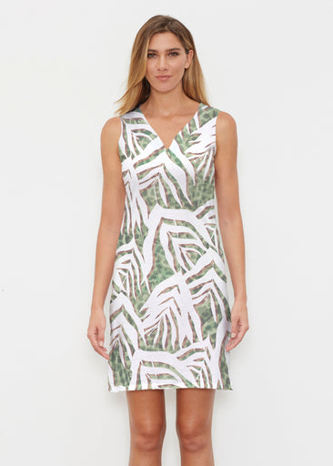 Lush Jaguar (16151) ~ Classic Sleeveless Dress