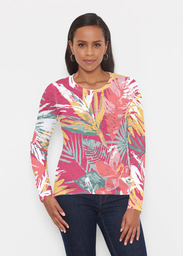 Havana (16152) ~ Signature Long Sleeve Crew Shirt