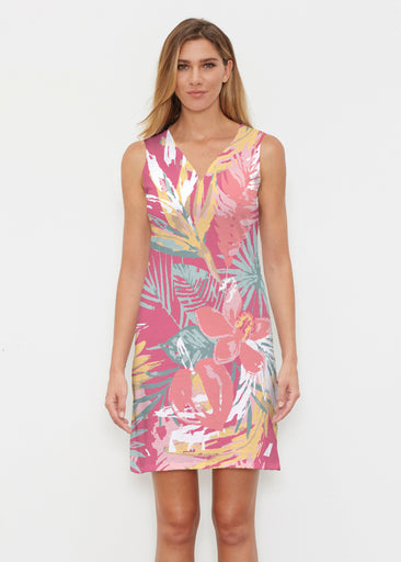 Havana (16152) ~ Classic Sleeveless Dress