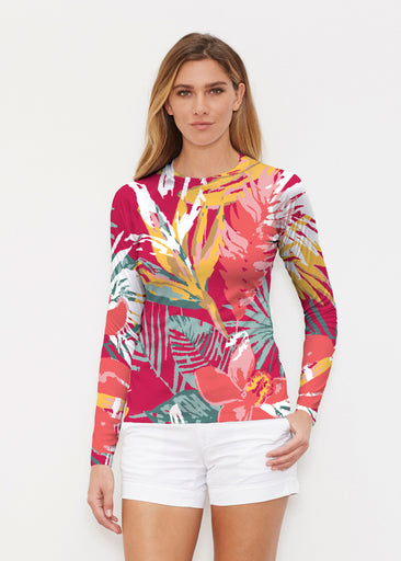 Havana (16152) ~ Long Sleeve Rash Guard