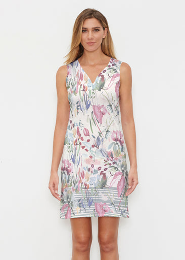 Rhapsody (16191) ~ Classic Sleeveless Dress