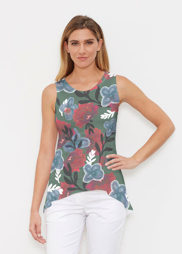 Heirloom Green (17005) ~ High-low Tank