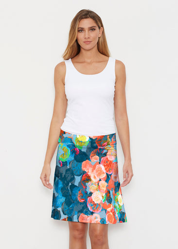 Moonlight Garden (17028) ~ Silky Brenda Skirt