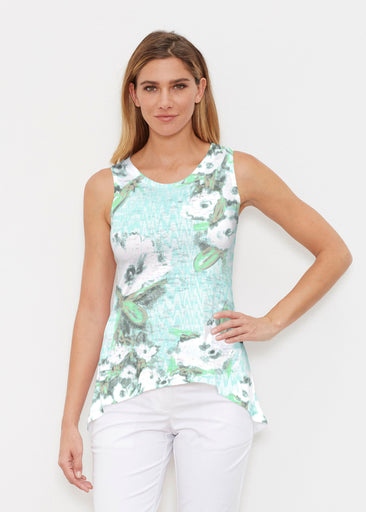 Waterfall Aqua (17074) ~ Signature High-low Tank