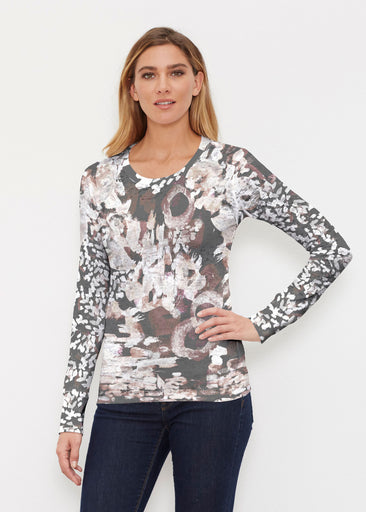 Urban Neutrals (17101) ~ Thermal Long Sleeve Crew Shirt