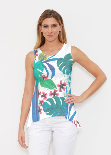 Jungle Stripe (17186) ~ Signature High-low Tank
