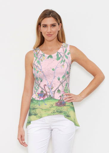Wildwood Pink (19121) ~ Signature High-low Tank