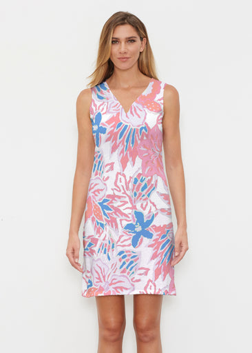 Hot Tropics (19153) ~ Classic Sleeveless Dress