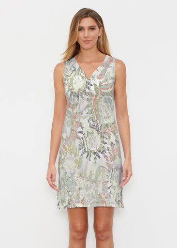 Jungle Escape (19156) ~ Classic Sleeveless Dress