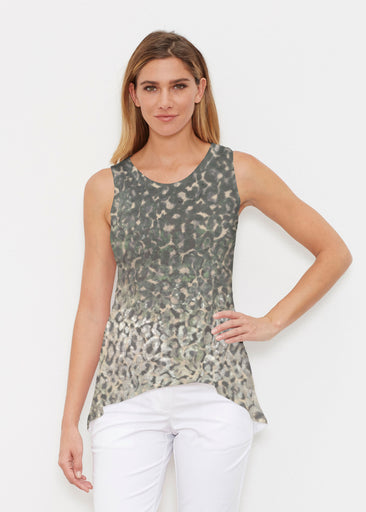 Camo Cheetah Green (2001) ~ Signature High-low Tank