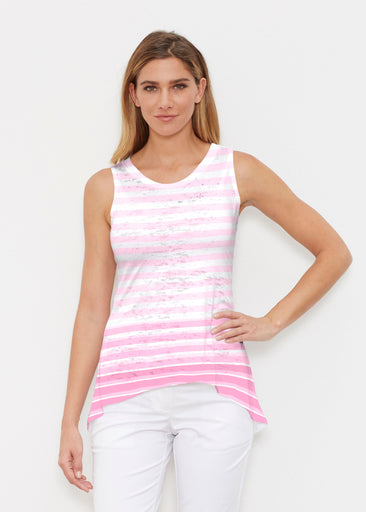 Brenton Pink (20348) ~ High-low Tank