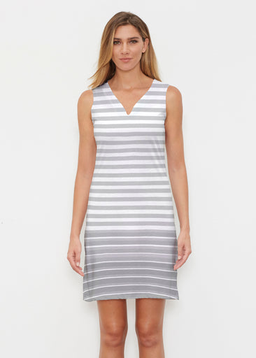 Brenton Grey (20349) ~ Classic Sleeveless Dress