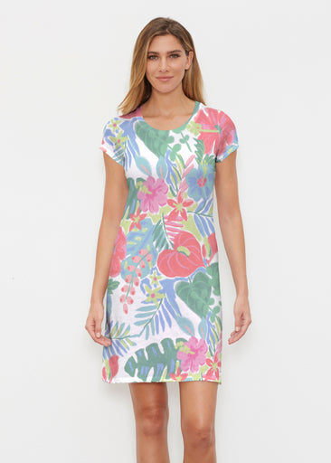 Hawaiian Fling (22141) ~ Classic Crew Dress