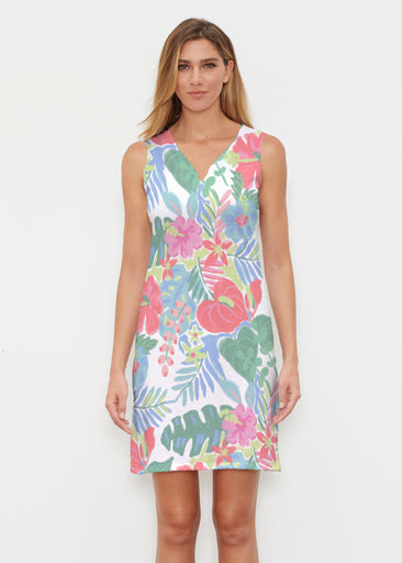 Hawaiian Fling (22141) ~ Classic Sleeveless Dress