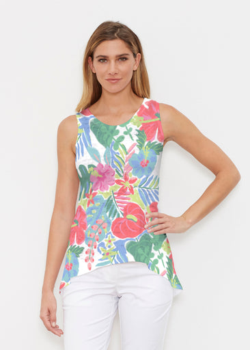 Hawaiian Fling (22141) ~ Signature High-low Tank