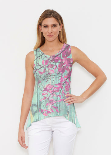 Rustic Blooms (25022) ~ Signature High-low Tank