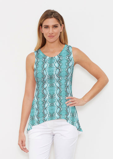 Python Aqua (7277) ~ Signature High-low Tank