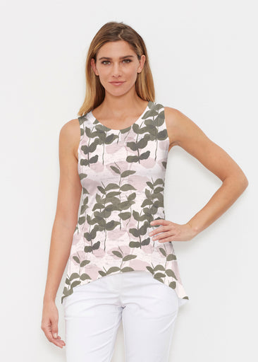 On Pink (7606) ~ High-low Tank
