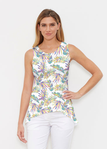 Flat Tropical Multi (7617) ~ Signature High-low Tank