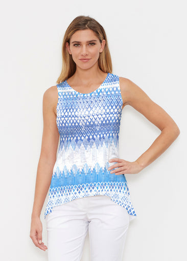Echo Blue (7657) ~ High-low Tank