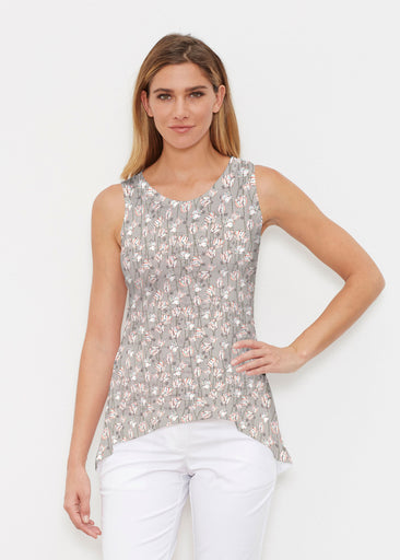 Tulips Multi Beige (7667) ~ High-low Tank