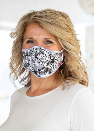 Baltic Watercolor Black (7697) ~ 2-Layer Mask