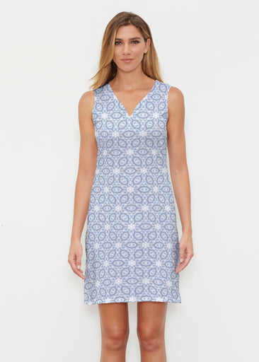 Toss Up Daisy (7716) ~ Classic Sleeveless Dress