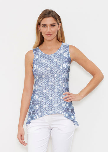 Picket Daisy (7729) ~ Signature High-low Tank