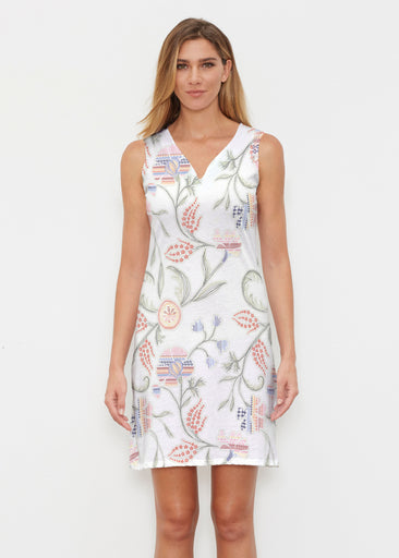 Patterns at Play (7806) ~ Classic Sleeveless Dress