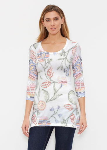 Patterns at Play (7806) ~ Buttersoft 3/4 Sleeve Tunic