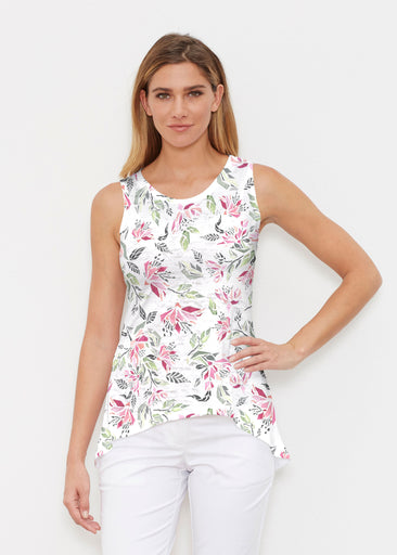 Coral Blooms (7812) ~ Signature High-low Tank