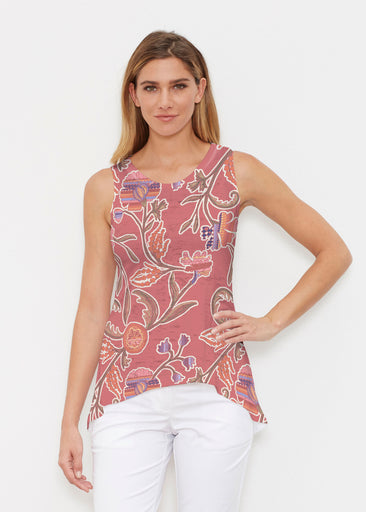 Patterns At Play Apricot (7826) ~ Signature High-low Tank