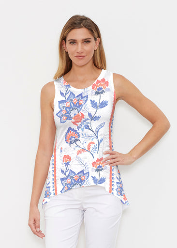 Bohemian Chintz (7847) ~ Signature High-low Tank