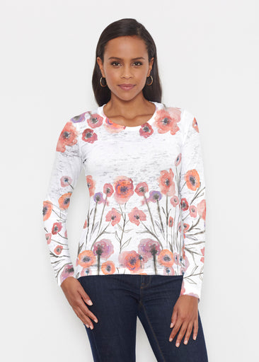 Meadow (7848) ~ Signature Long Sleeve Crew Shirt