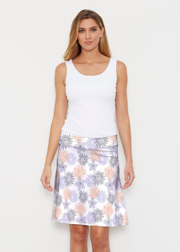 Off the Grid (7881) ~ Silky Brenda Skirt 21 inch