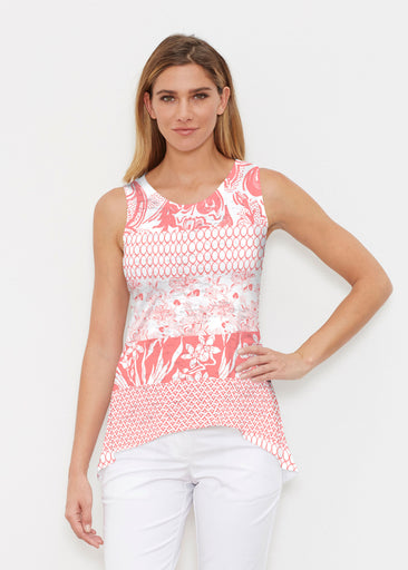 Patchwork Coral (7900) ~ High-low Tank