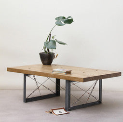 Tension wire coffee table hand picked tension wire coffee table greentooth Choice Image