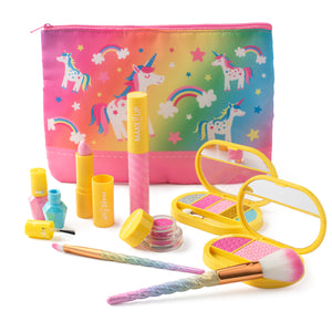 Make it Up Unicorn Collection Realistic Pretend Makeup Set (NOT Real Makeup)