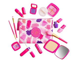 Exclusive Glamour Girl Pretend Play (NOT REAL MAKEUP) Deluxe Makeup Set