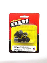 MOROSO 38764 Torque Converter Bolts Kit w/ nuts-3/8
