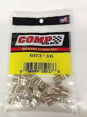Comp Cams 603-16 Valve Locks-Set of 16- 7 degree-3/8