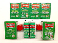 Ballistol Multi Purpose Oil-Lubricant Gun Cleaner-2-1.5oz cans & 20 wipes-120014