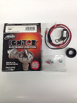 Pertronix 1281 Ignitor Electronic Ignition Points Conversion Kit for Ford 8 cyl