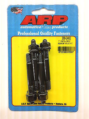 ARP 200-2402 5/16 Thread Hex Carburetor Stud Kit for 1