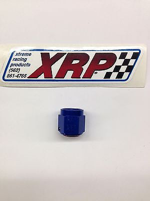 XRP 992906 Aluminum Flare Cap 37° -6 #6AN cap - Hose end Fitting-NEW