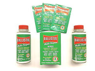 Ballistol Multi Purpose Oil-Lubricant Gun Cleaner-2-4oz cans & free wipes-120045