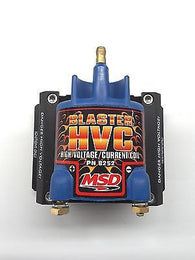 MSD 8252 MSD Ignition Blaster HVC Coil-With Mounts-42,000V-High RPM