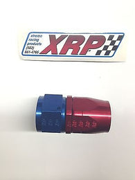 XRP 100020 Performance Fitting -20/20AN Straight Fuel/Water/Oil line fitting