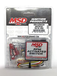 MSD 8950 RPM Activated Switch Kit-RPM Trigger Device